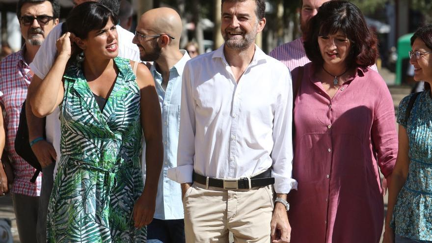 Podemos suma 6 números uno provisionales por dos de IU en las listas conjuntas para las primarias de Adelante Andalucía