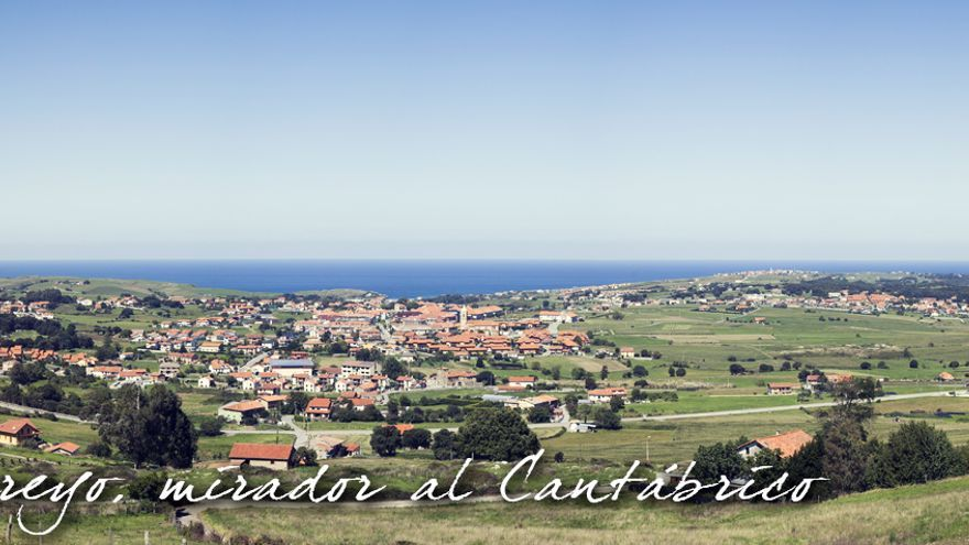 Vista general de Bareyo. | Ayuntamiento Bareyo