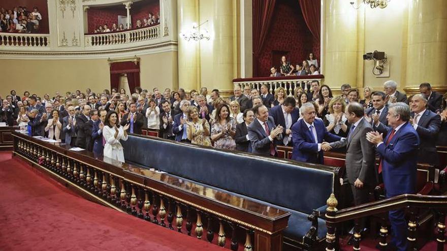 El Senado gasta 73.301 euros para adaptar las instalaciones a senadores discapacitados