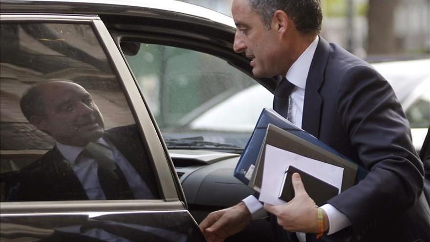 El Supremo estudiará el 9 de abril si confirma la absolución a Camps o le condena