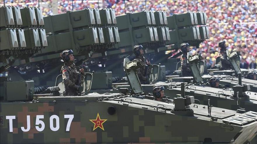 China anuncia la construcción de su primer portaaviones de fabricación propia