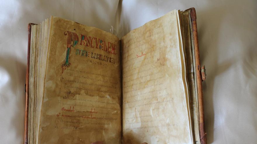 Libros restaurados en Castilla-La Mancha