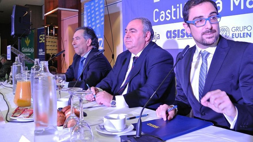 Vicente Tirado, secretario general del PP en Castilla-La Mancha / Foto: www.albacetecapital.es