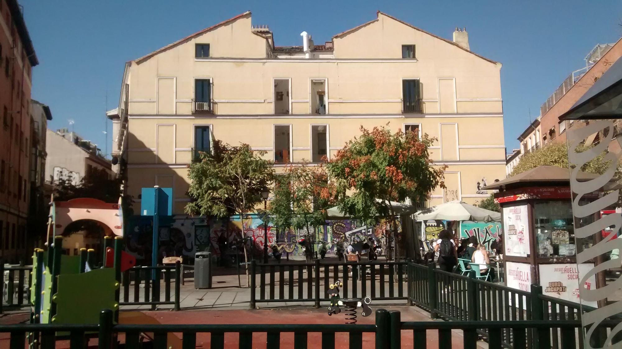 Imagen de la plaza   S.M.
