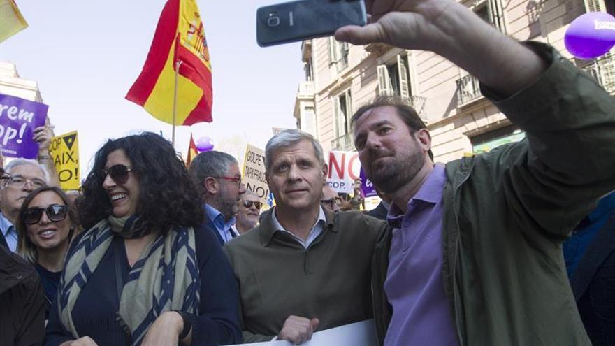 El PP anima a la Cataluña silenciada a defender su compromiso con España