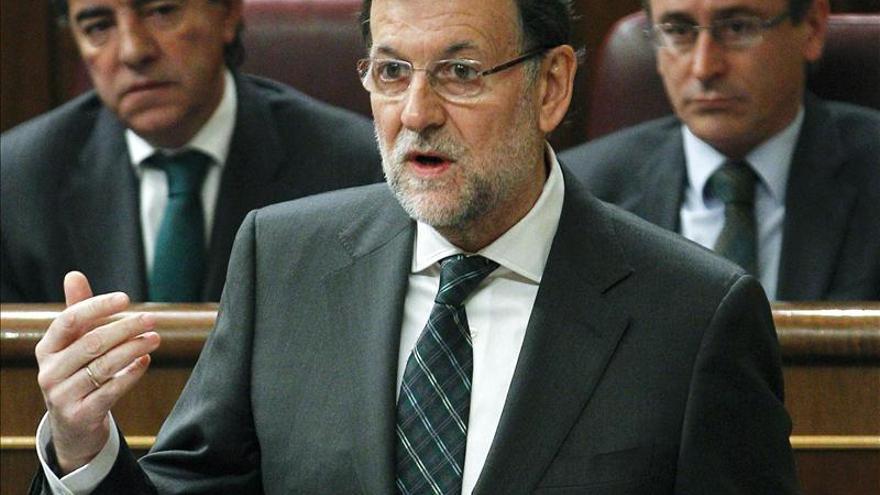 """Rajoy sobre el caso Bárcenas: """"Respeto y acato lo que digan los tribunales"""""""