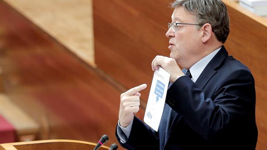 Puig: Rajoy confunde el papel de candidato con el papel de rey