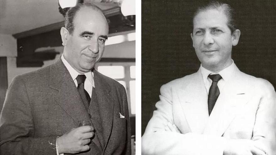 Matías Vega Guerra y Eufemiano Fuentes Díaz