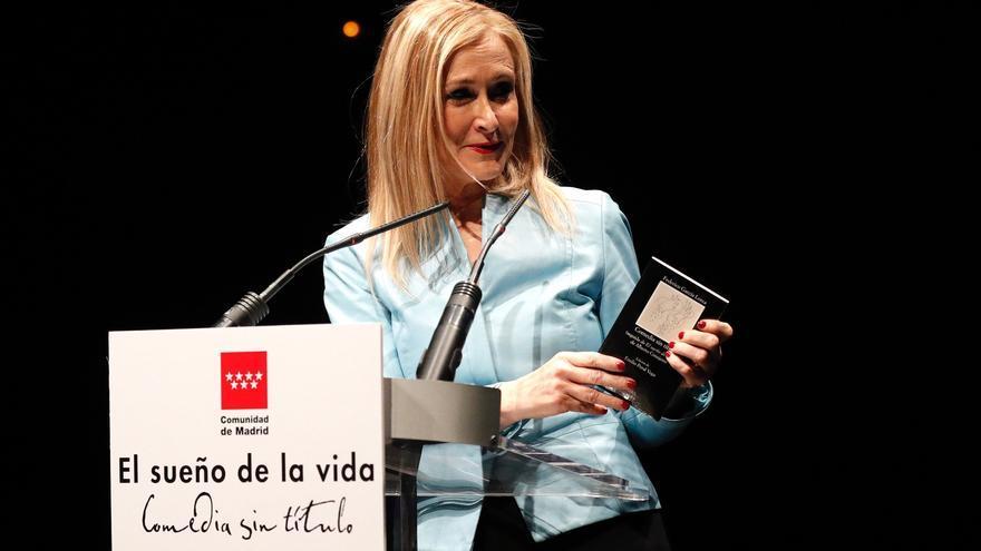 La presidenta de Madrid, Cristina Cifuentes.