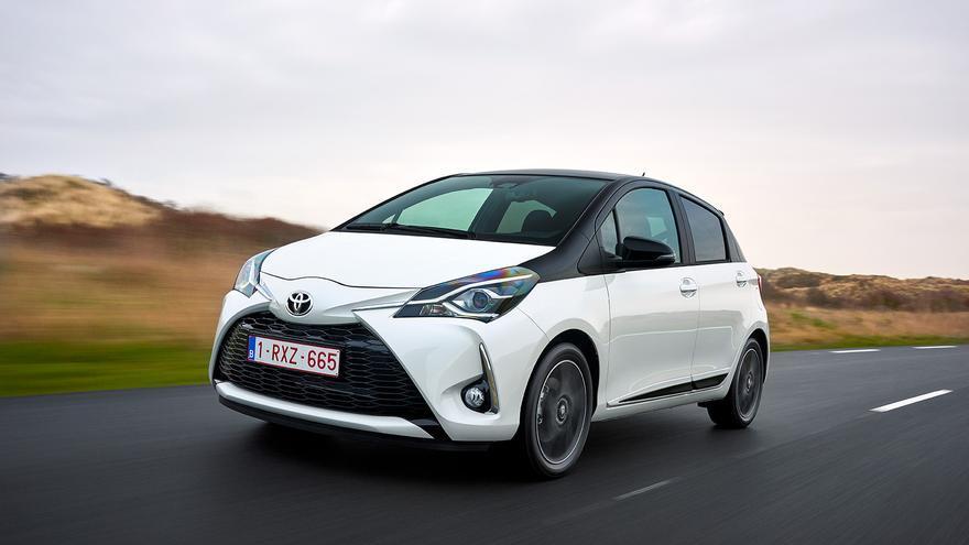 El nuevo Yaris viene equipado con un paquete de seguridad demonimado Toyota Safety Sense.