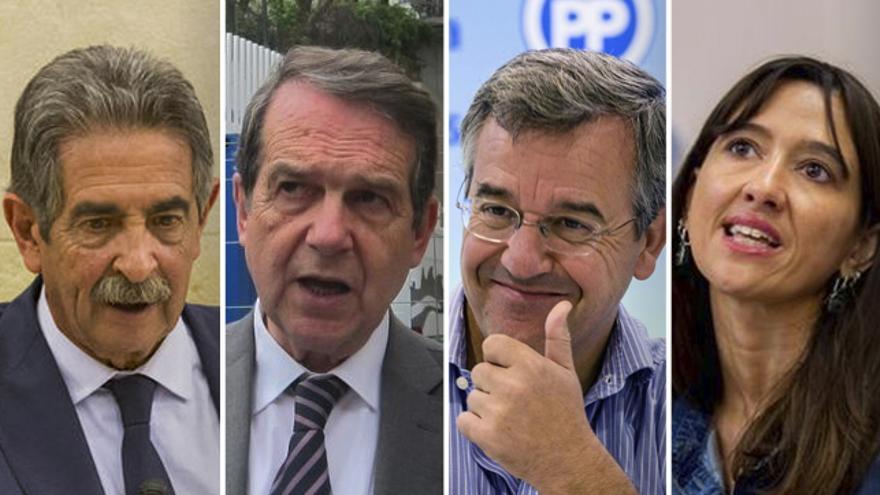 Cuatro alcaldes que pulverizan los resultados de sus partidos