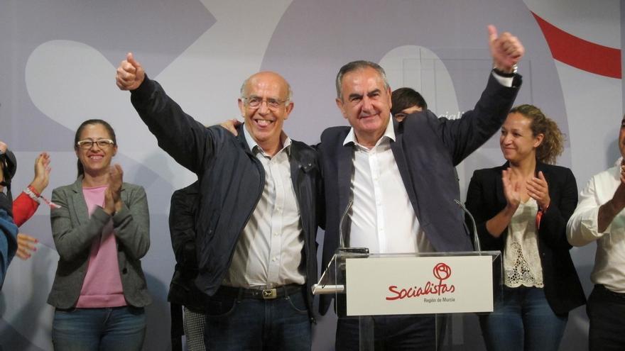 """Tovar (PSOE) dice que """"la gobernabilidad en Murcia es posible sin el PP"""""""