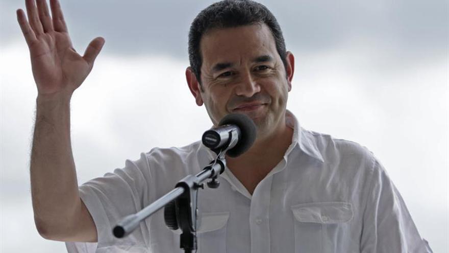 Allanan la Casa Presidencial de Guatemala en busca de documentos por lavado dinero