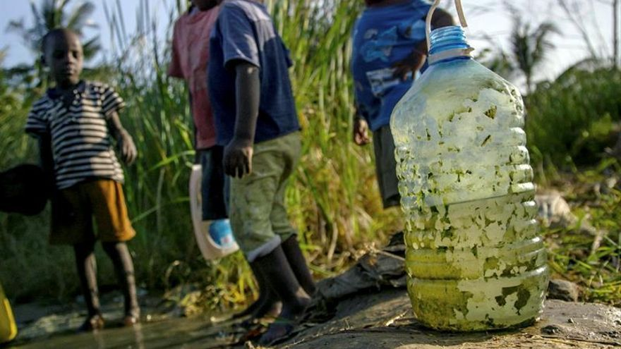 La falta de saneamiento amenaza a 27 millones de personas en África y Yemen, según Unicef