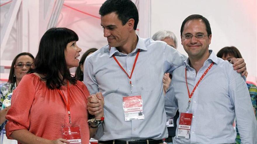 Sánchez se reúne con su Ejecutiva por primera vez en Ferraz