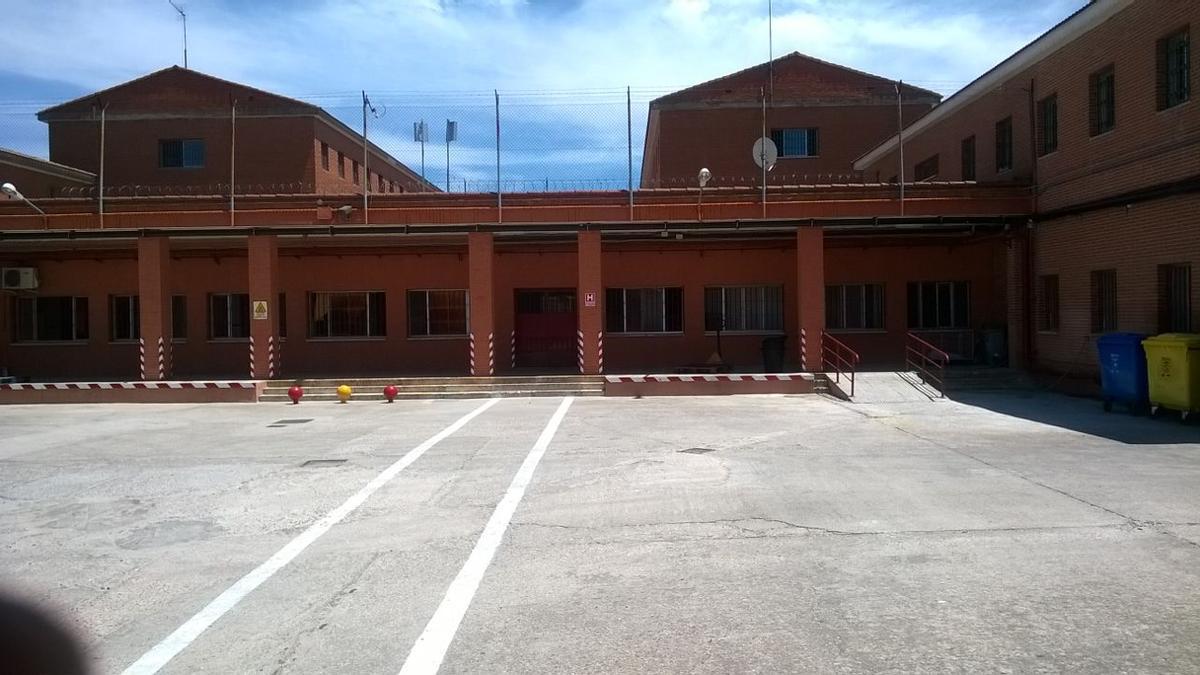 Prisión de Cáceres