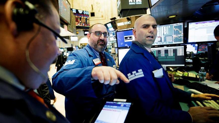 Wall Street abre al alza y el Dow Jones sube un 0,15 %