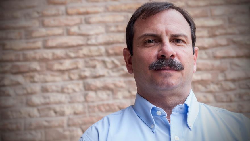Fernando González, ex espía cubano. Foto: Juan Manzanara