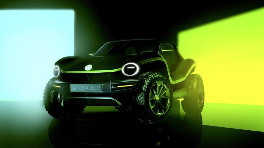 Volkswagen resucita el 'buggy' en versión eléctrica.