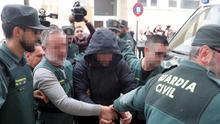 El detingut per la mort de Marta Calvo, Jorge Ignacio P., arriba las jutjats.