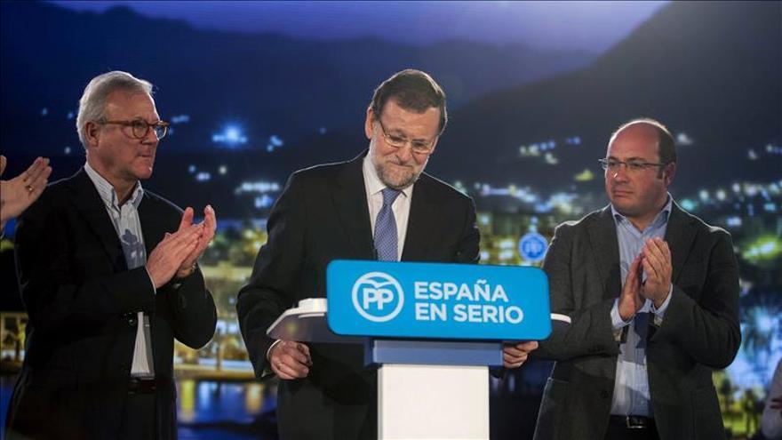 Rajoy: El objetivo principal es que haya 20 millones de trabajadores en 2020