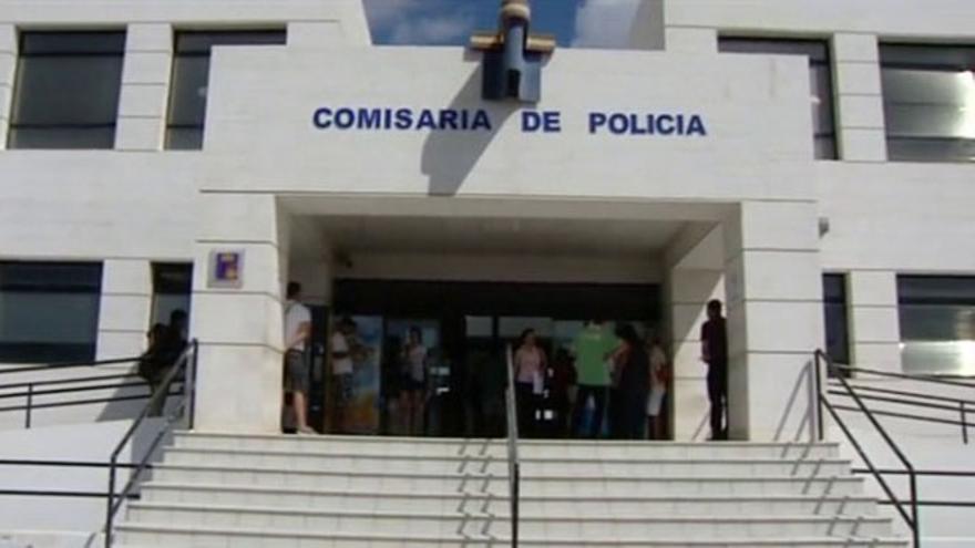 Comisaría de Policía de Arrecife
