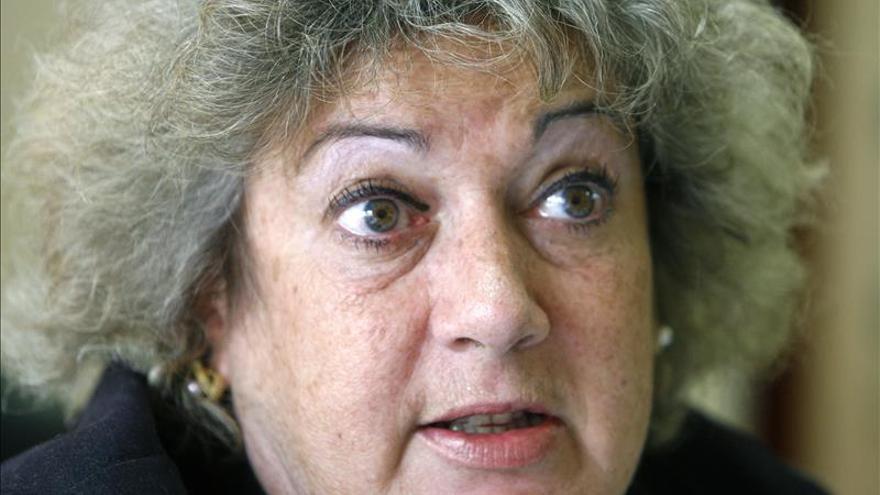 Fallece la fiscal de Sala de Violencia sobre la Mujer, Soledad Cazorla