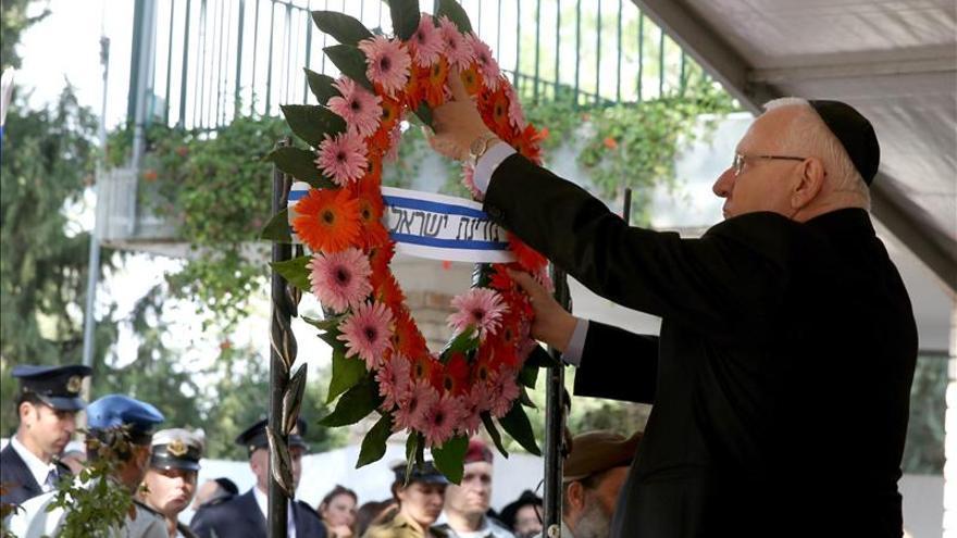 """Rivlin: """"Los palestinos no van a desaparecer"""""""