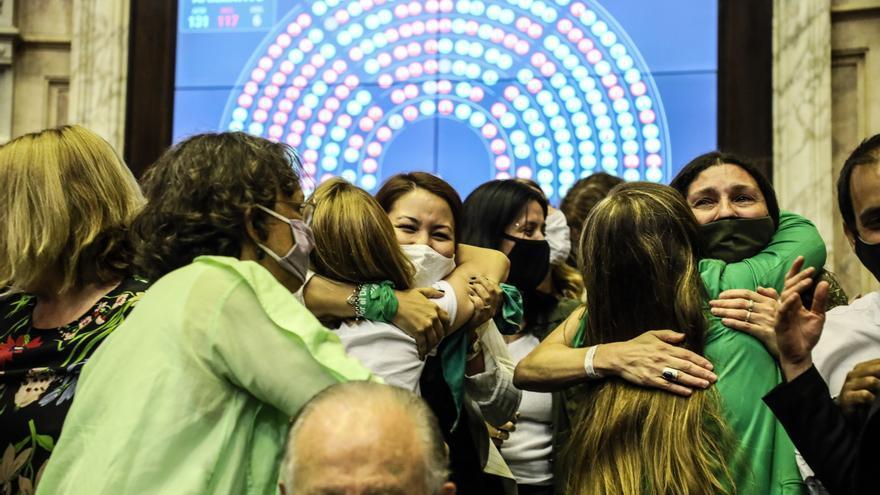 El Senado acorta plazos para tratar la ley del aborto legal el 29 de diciembre