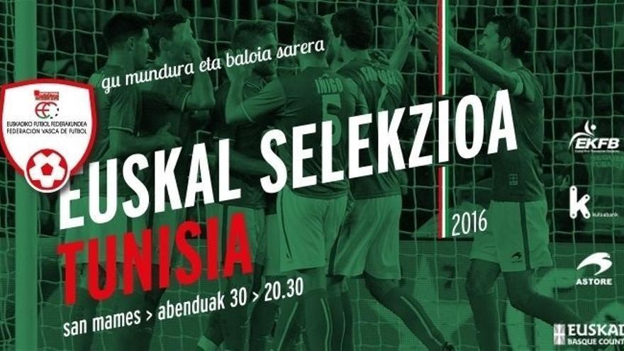 Urkullu asistirá al partido que enfrentará a la selección vasca y la de Túnez en San Mamés