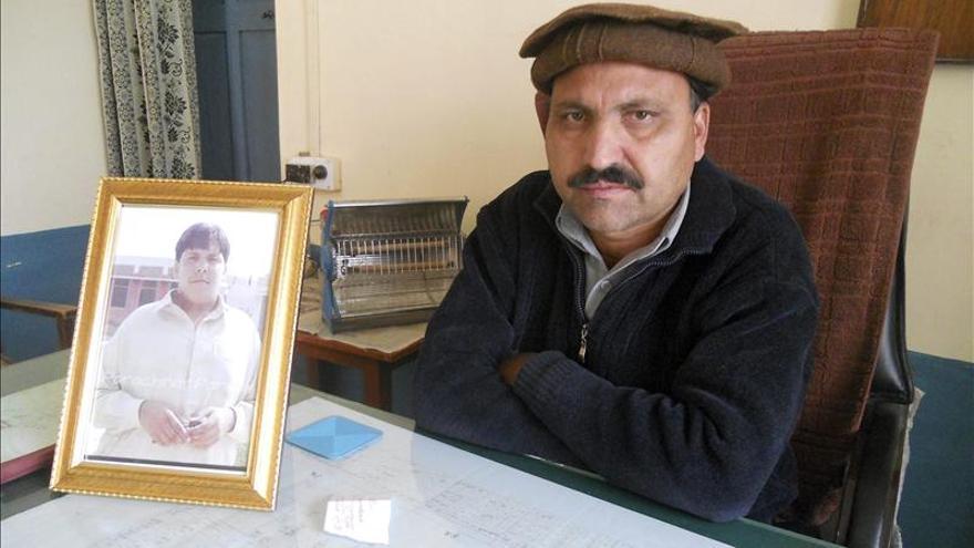 La Policía paquistaní pide una medalla para el joven que murió al detener un atentado