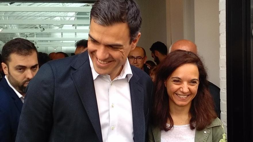 """Sara Hernández dice que al defender una idea no se """"traiciona"""" a nadie y que Pedro Sánchez contó con toda su """"lealtad"""""""