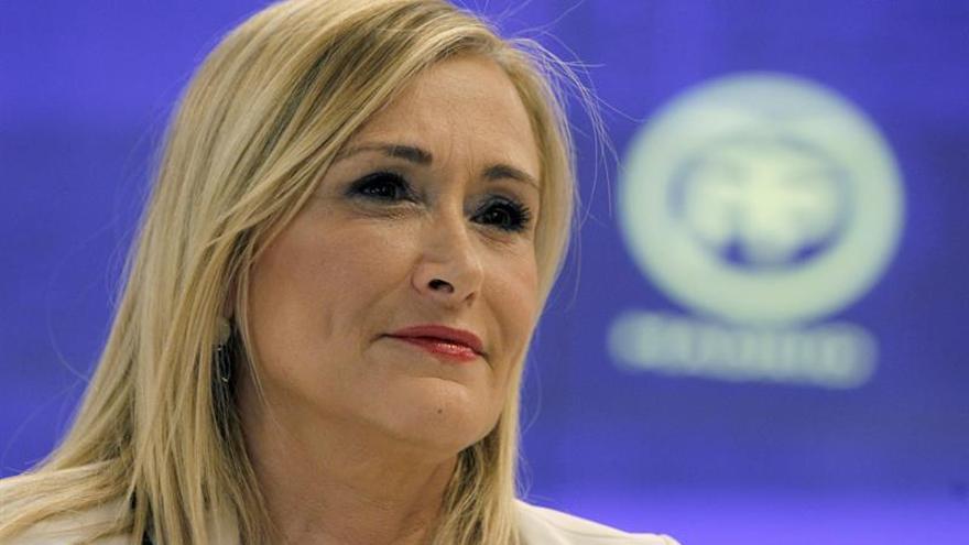 Cifuentes insta a anteponer los intereses de España a los partidistas