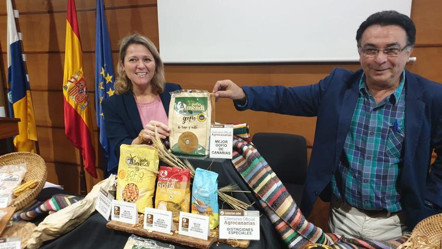 El mejor gofio de Canarias 2019 es de millo y trigo