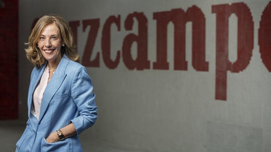 La Fundación Cruzcampo nombra a Regla Bejarano como nueva directora