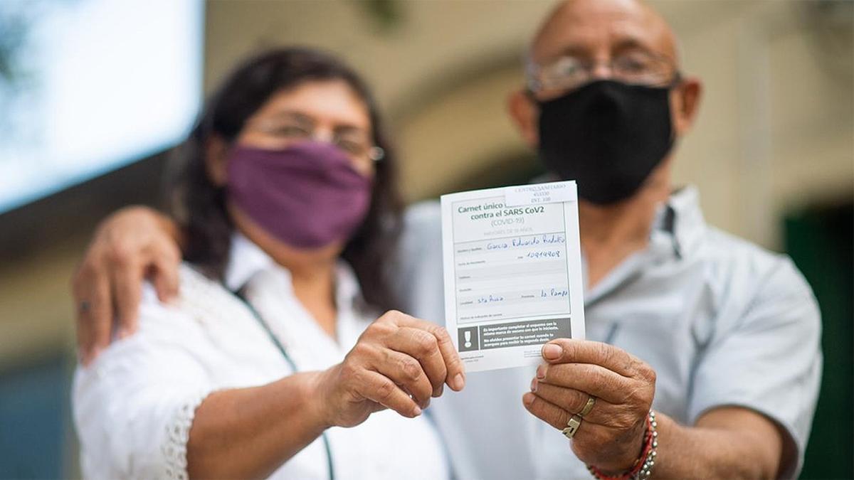 La provincia de Buenos Aires incorporó a partir de hoy lunes el pasaporte sanitario