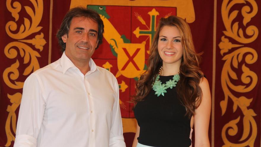 Francisco Paz y Sonia Viña.