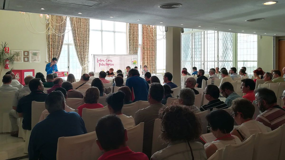 Imagen de la anterior asamblea, celebrada en 2017.