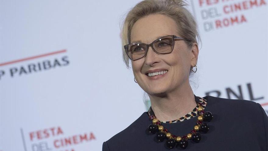 Meryl Streep recibirá el premio Cecil B. De Mille de los Globos de Oro