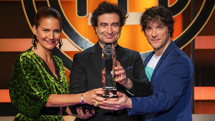 Te contamos en directo el estreno de 'Masterchef 8' en TVE con Jordi Cruz, Pepe Rodríguez y Samantha Vallejo-Nágera