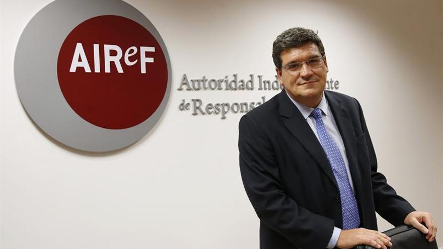 La AIReF cifra en 4.000 millones el ajuste para reducir el déficit al 3,6 %