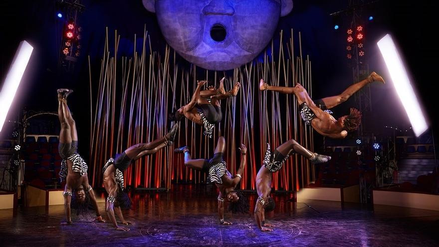 El Circo Italiano trae en abril a Santander su nuevo espectáculo 'Vida'
