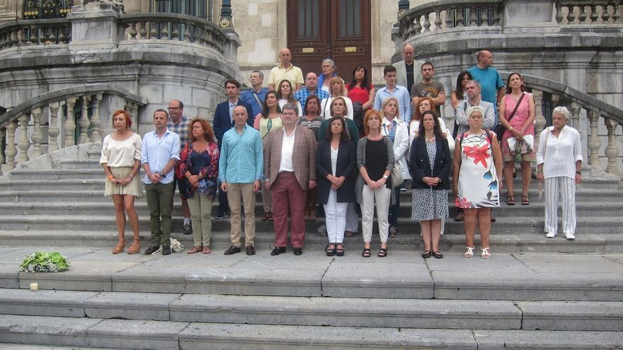 Ayuntamiento de Bilbao ejercerá la acción popular contra el detenido por la muerte de su pareja sentimental