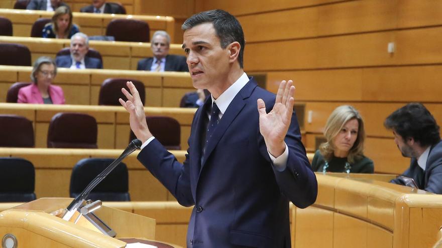 """Sánchez confirma que está """"dispuesto a hablar"""" con el Gobierno vasco para transferir la competencia de Prisiones"""