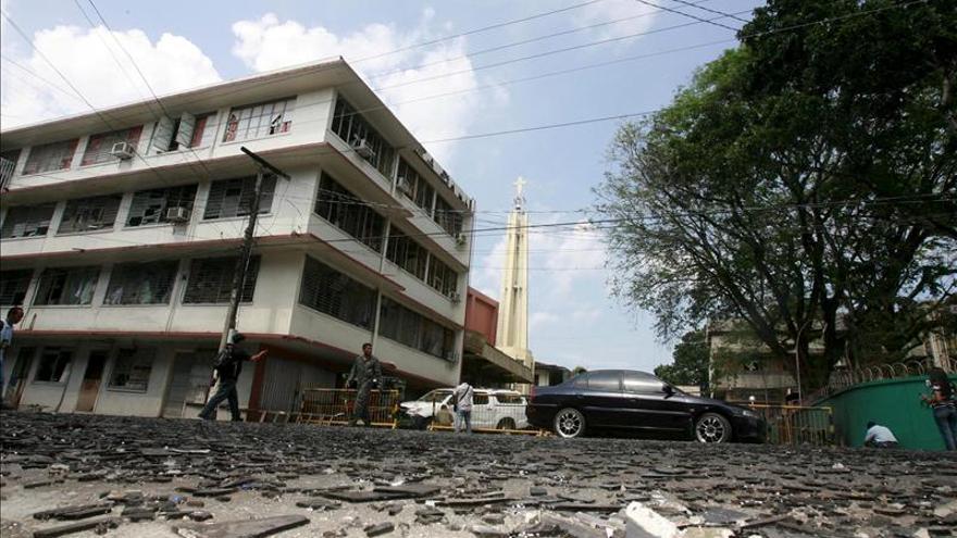 Un muerto y 16 heridos al explotar un artefacto en el sur de Filipinas