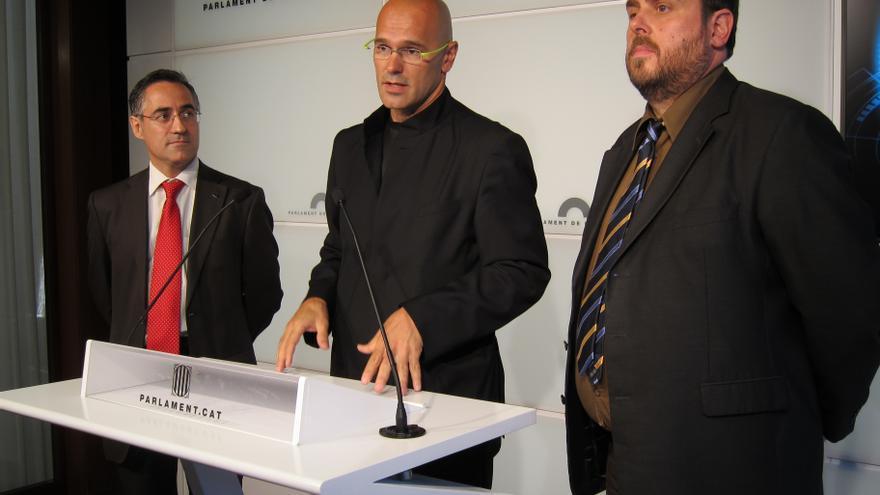 """CiU, ERC e ICV piden a la Comisión Europea que se pronuncie sobre la """"amenaza"""" a la inmersión"""