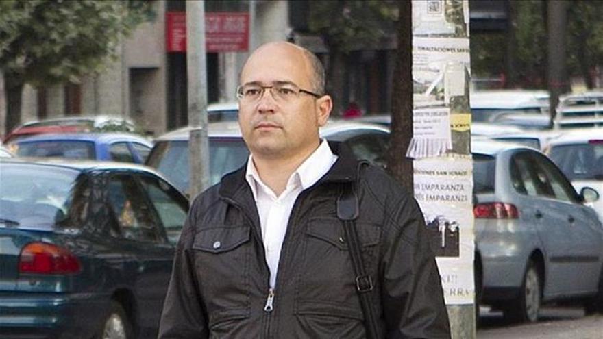 El exdirigente del PNV, Alfredo De Miguel.