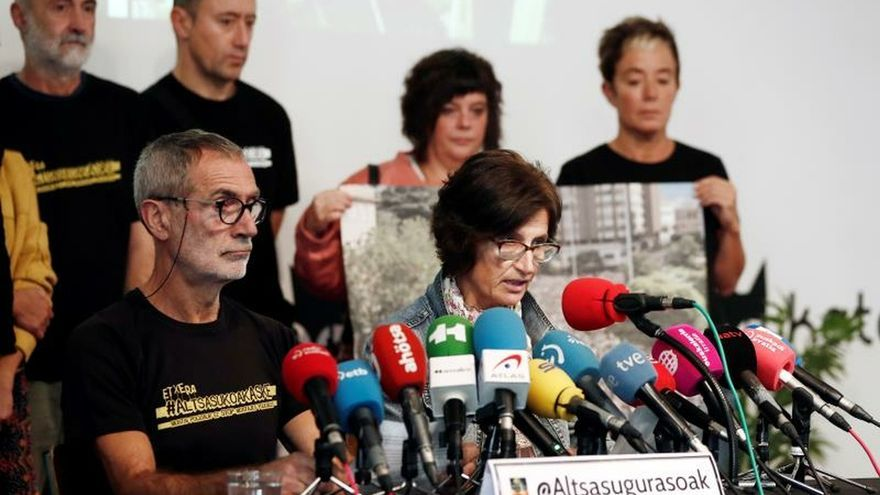 Los padres de los jóvenes de Alsasua, decididos a ir al tribunal de Estrasburgo