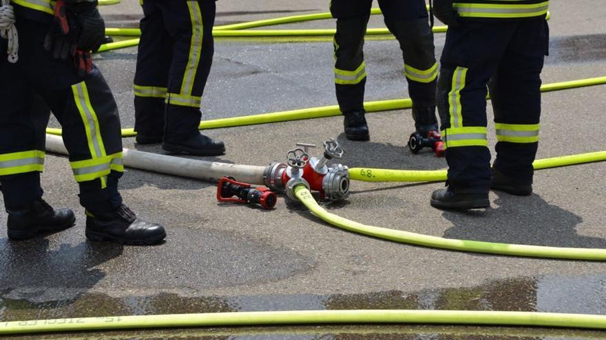 En 20L19, la DPH destinará 8 millones de euros al Servicio de Extinción de Incendios y Salvamentos (SPEIS)