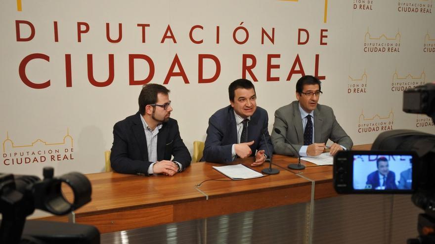 Presentación de FENAVIN en Ciudad Real / JCCM